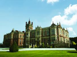 Crewe Hall - QHotels, Krū