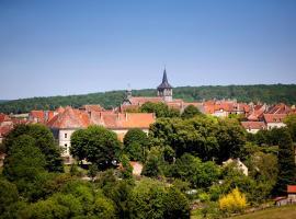 Le Logis de L'Ozerain, Flavigny-sur-Ozerain
