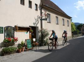 Weinbau-Gästezimmer Anna Maria Jamek, Weissenkirchen in der Wachau