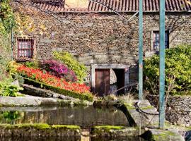 Quinta de Mourães - Casa do Xisto, Lever