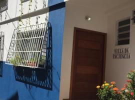 Villa da Paciência Hostel & Suítes