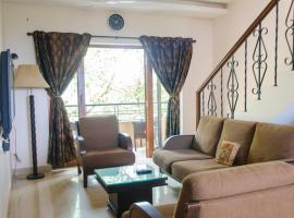 3 BHK Apartment with Private Terrace & Pool, Chapora