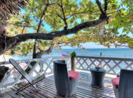Analatsara Eco Lodge, Ile aux Nattes