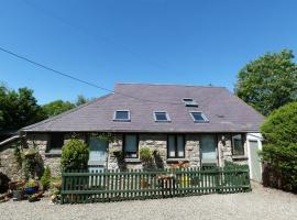 Stone Barn Cottage, Rhyd Lewis