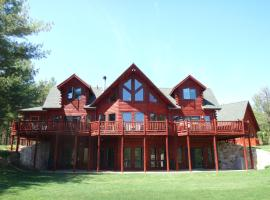 Lake Placid & Whiteface Grand Meadows Lodge, Upper Jay