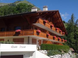 Le Chalet Rosat Apartment 25, Chateau-d'Oex