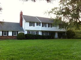 Judd Farm House, Watertown