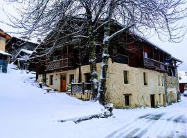 Sharples Guest House, Aime La Plagne