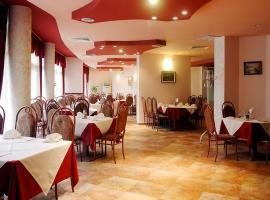 Hotel Mercury, Yambol