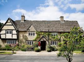 Old Swan & Minster Mill, Minster Lovell