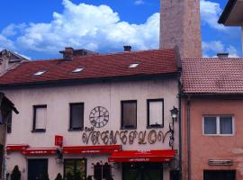 Apartment Vremeplov, Travnik