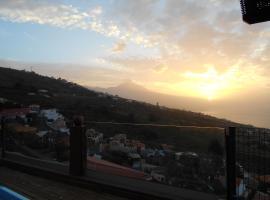 Tenerife Sauzal Teide Y Mar, Sauzal