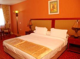 Hotel New Beach Thalasso, Les Andalouses