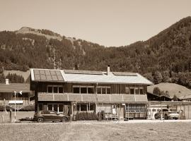 Appartements Madlener, Schoppernau