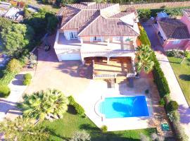 Villa Cunill, Sa Torre