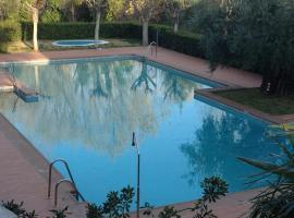 Hotel Villa de Laujar de Andarax, 라우얄드안다락스