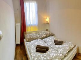 Sissy Apartman, Pécs