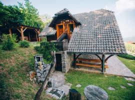 Vineyard Cottage Rataj, Novo Mesto