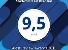 Apartamento Los Balandros, Palm-mar