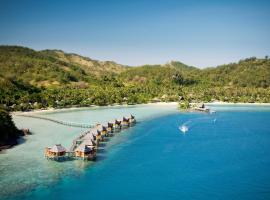 Likuliku Lagoon Resort, Malolo