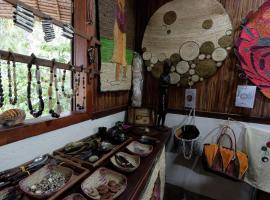 Analatsara Eco Lodge, Ile aux Nattes