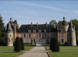 Chateau de Rere, Theillay