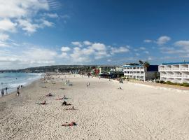 Blue Sea Beach Hotel, San Diego