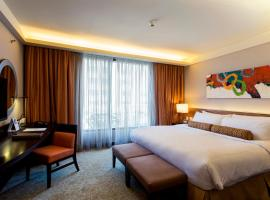 The Bellevue Hotel, Manila