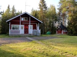 Ahosen Lomamökit, Vikajärvi