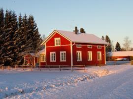 Erkin Haussi, Ilmajoki