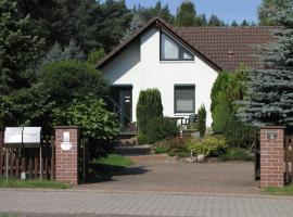Holiday home Luthers Landhaus, Coswig