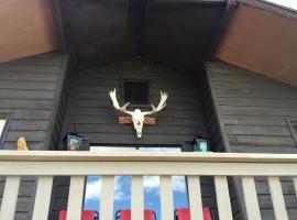 Trapper's Cabin, Mountain View