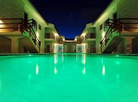 Manga Verde Beach Apartments, Itamaracá