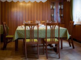 Gostilna s Prenočišči Repovž, Šentjanž