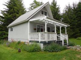 The Cottage, Denman Island