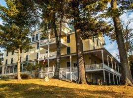 The Woods Inn, Inlet