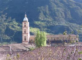 Hotel San Gabriel, El Cocuy