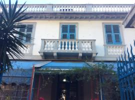 Affittacamere giardino, Vado Ligure