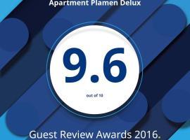 Apartment Plamen Delux