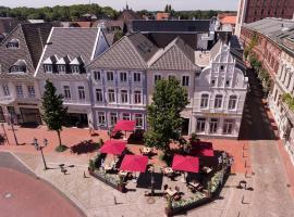 Hotel am Fischmarkt, Rheinberg