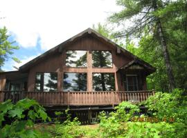 Crow Lake Holdings Cottage, McDougall