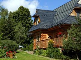 Dom z widokiem na Tatry, Ząb