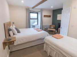 New Ing Lodge, Shap
