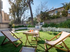 Sweet Inn Apartments - Yehoash Street, Gerusalemme