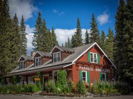 Paradise Lodge and Bungalows, Lago Louise