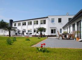 Appartementanlage-Ferienwohnungen Weiße Möwe