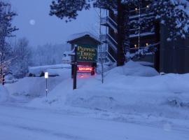 Pepper Tree Inn Tahoe City, Tahoe City
