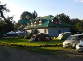 Ośrodek Turystyki Górskiej Kija Chata, Wola Michowa