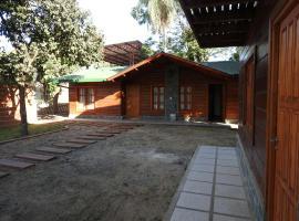 Cabañas De Ituzaingo, Ituzaingó