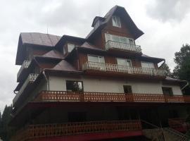 Hotel Prikarpatiya, Skhidnitsa